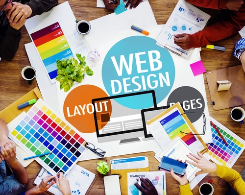 website redesign trends