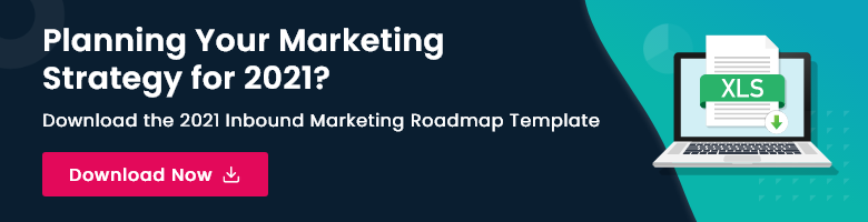 2018 Inbound Marketing Template