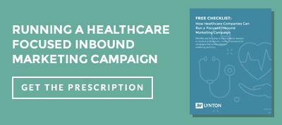 running a healthcare inbound marketing campaign