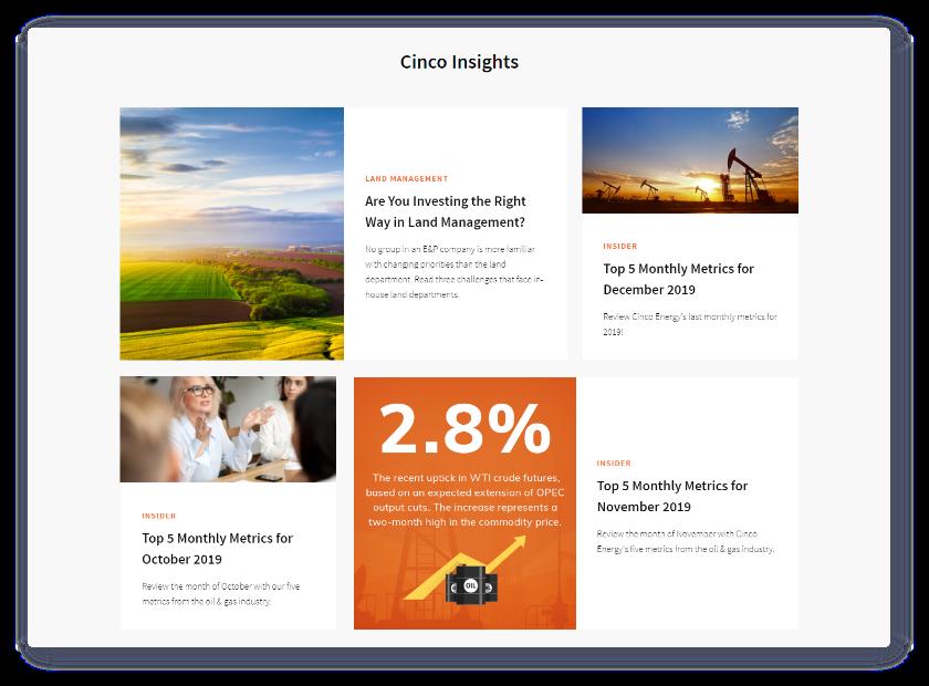 cinco-insights
