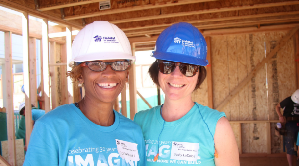 Redesigned Site Sets Habitat for Humanity EBSV Up for Success