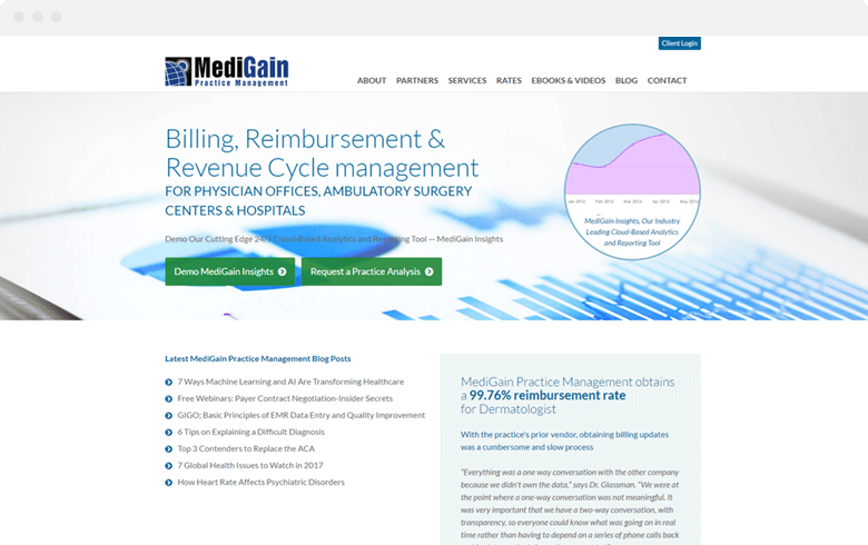 medigain website