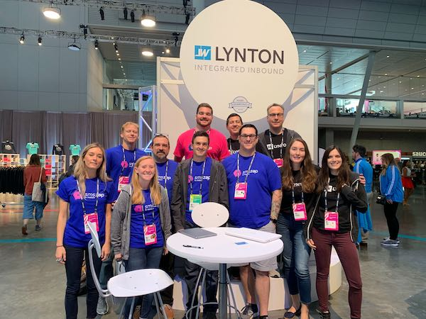INBOUND 2019 Recap – A Look Back at LyntonWeb's Experience